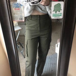 Forever 21 cargo utility pants. Only worn once